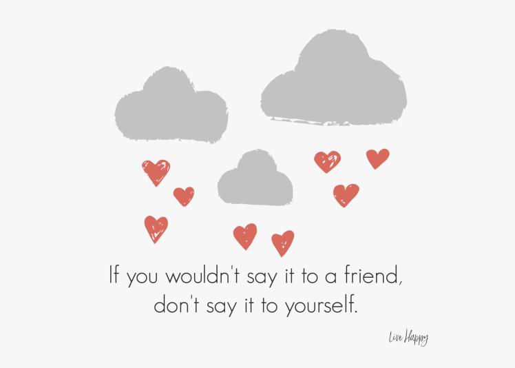 self-talk for self-love